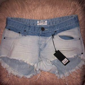 Multi Color Bonitas ONETEASPOON shorts